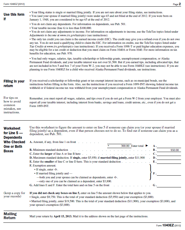 Form 4506-T